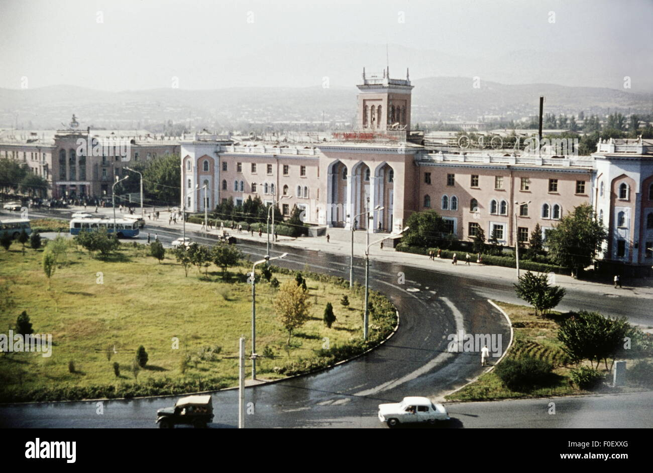 The capital of Tajikistan is Dushanbe. Photos and sights 98