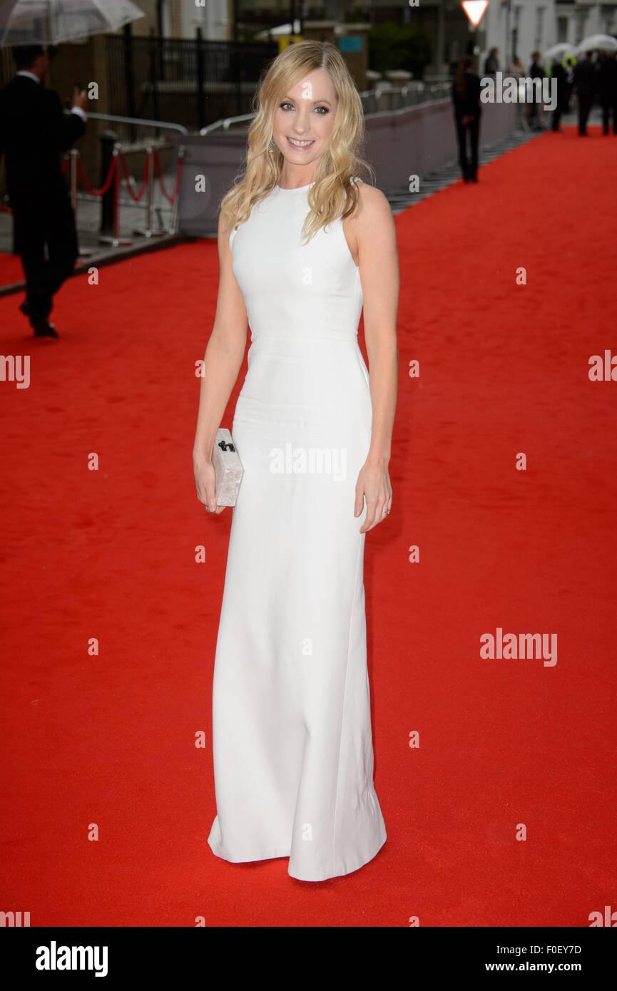 Joanne Froggatt arrives for theBAFTA Celebrates Downton Abbey - Stock Image