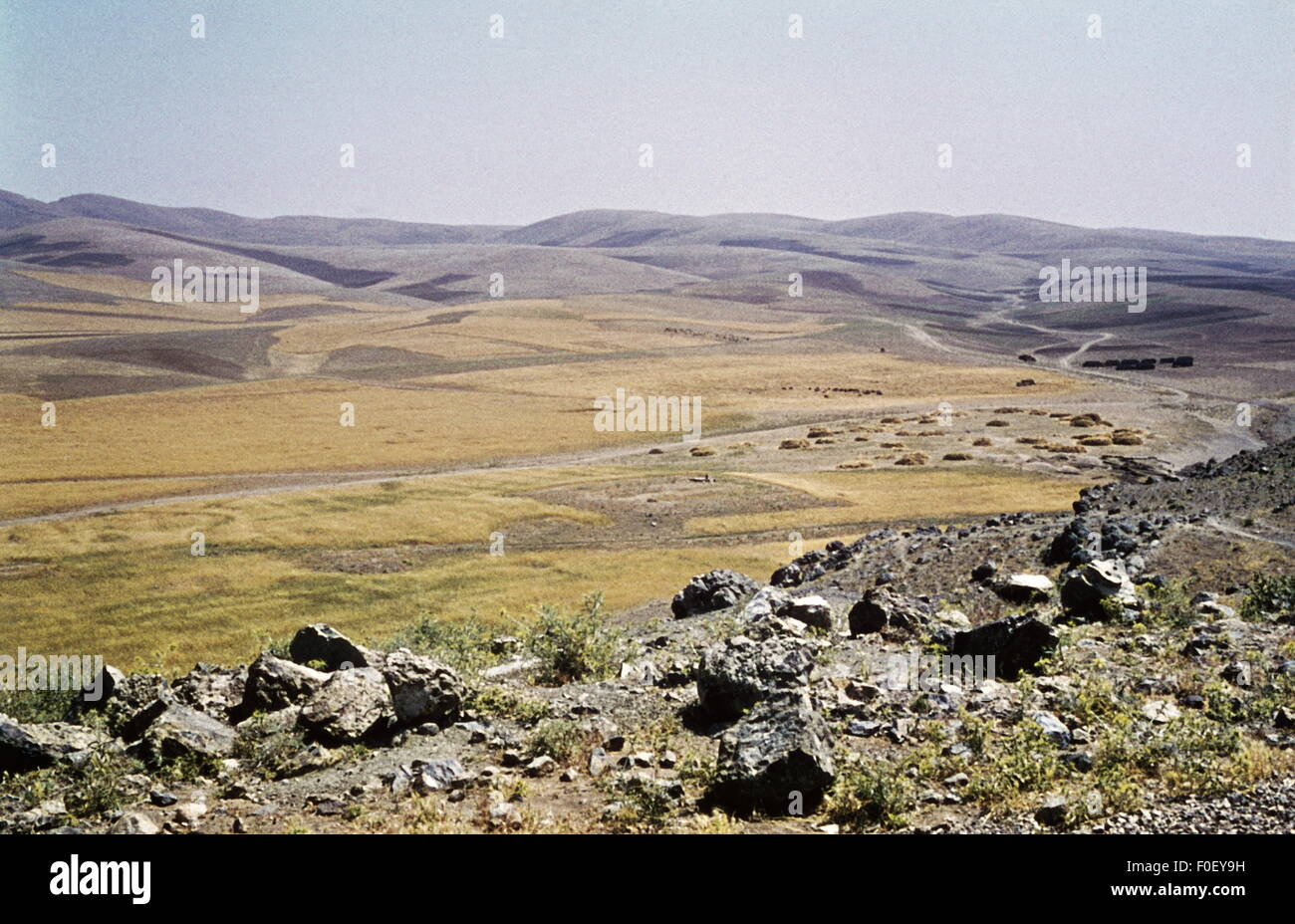 geography / travel, Iran, landscapes, typical uplands in the Stock Photo -  Alamy