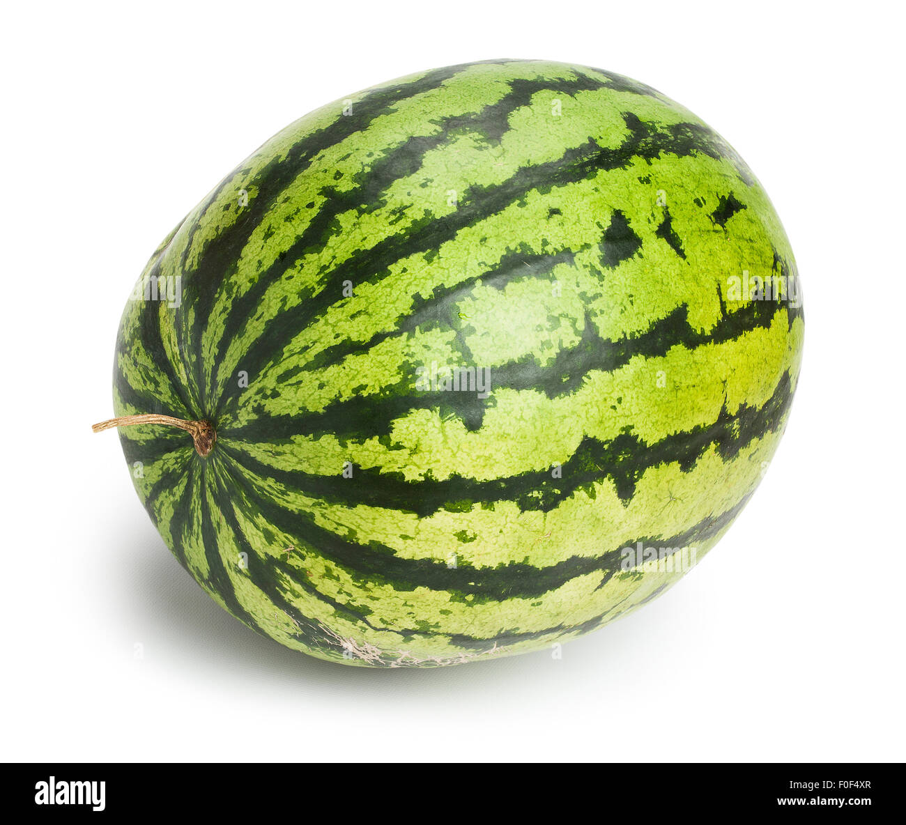 watermelon isolated - Stock Image