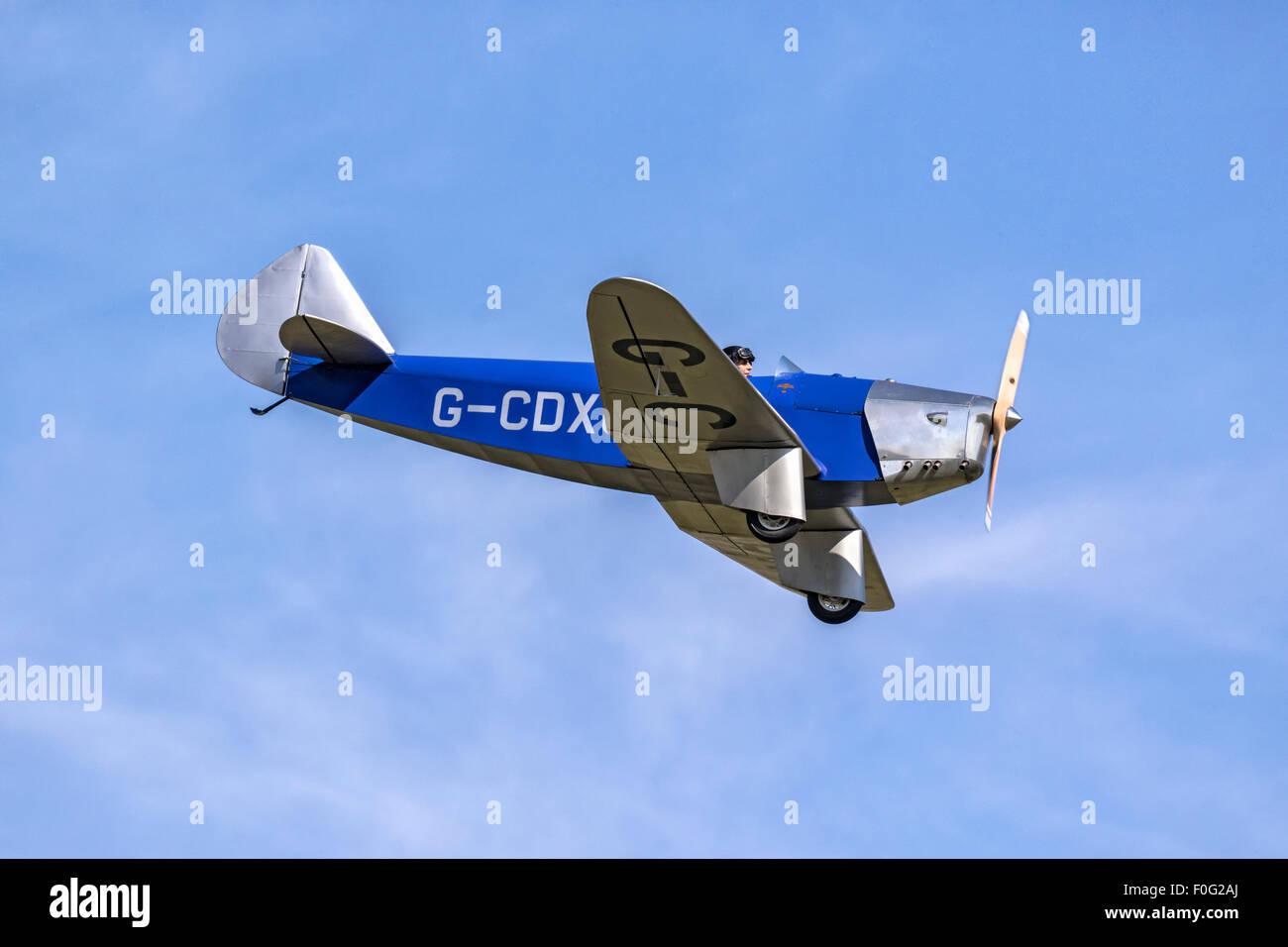 Chilton DW1 monoplane sport racer - Stock Image