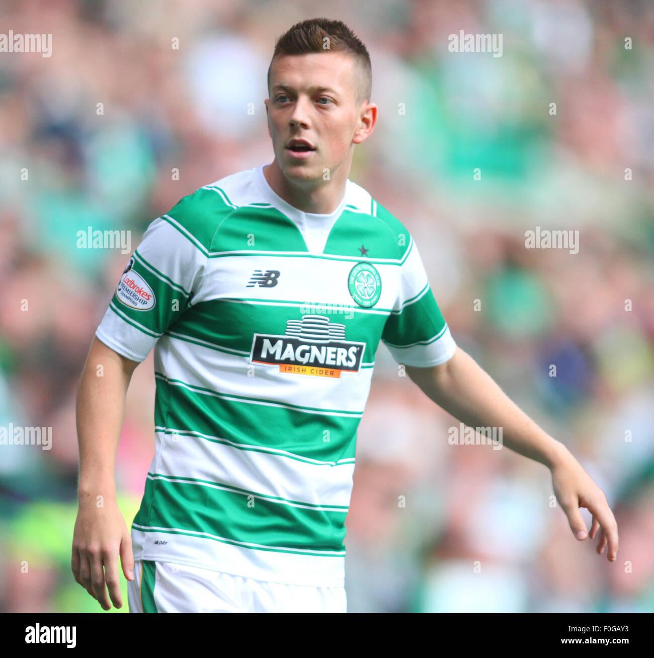 Glasgow, Scotland. 15th Aug, 2015. Scottish Premiership. Celtic versus Inverness CT. Callum McGregor (Celtic) Credit: - Stock Image