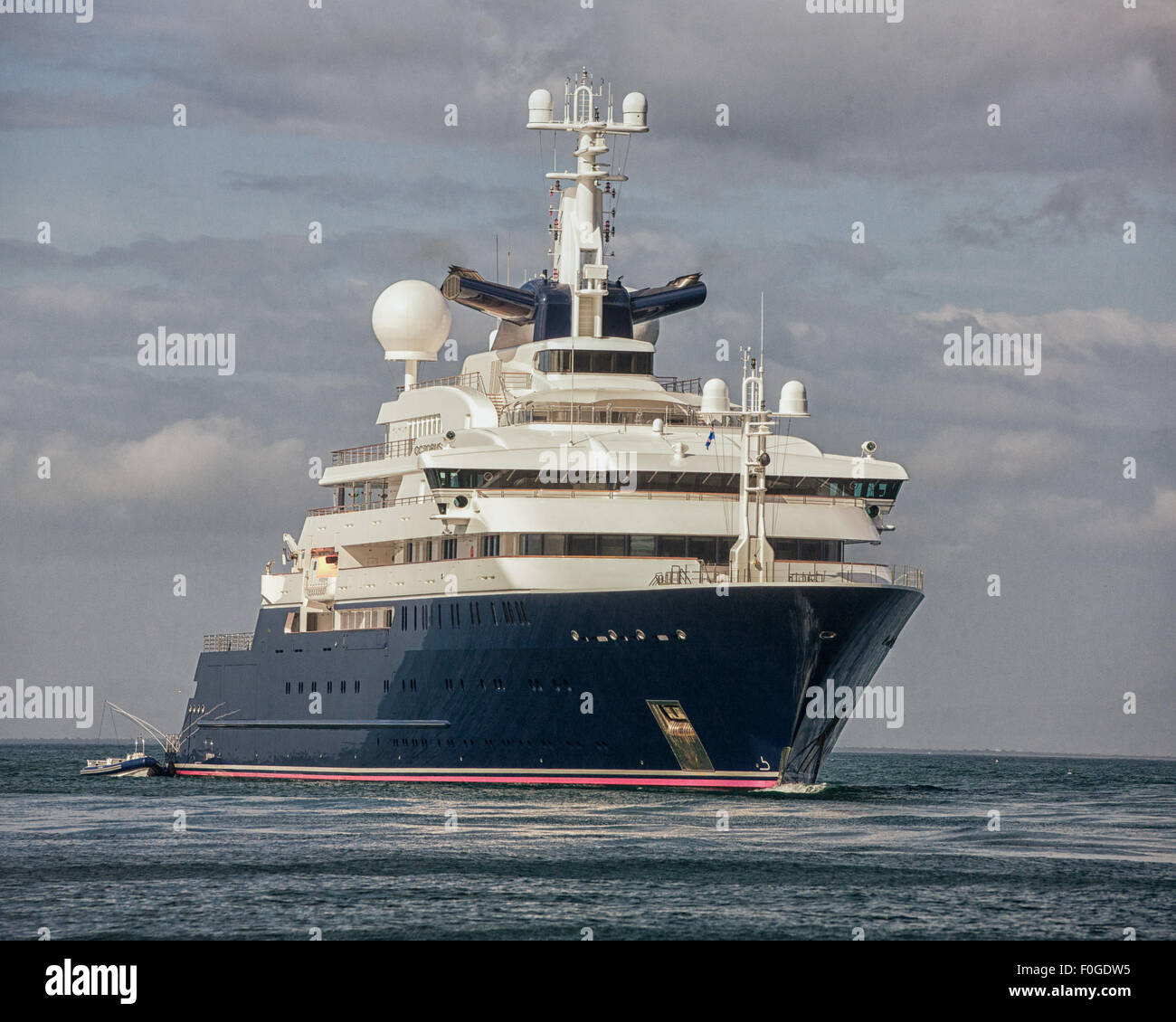 Heimaey Iceland 3rd Aug 2015 The Octopus The 414 Ft 126 M
