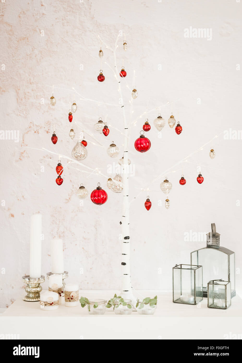 alternative christmas tree stock photos alternative christmas tree stock images alamy. Black Bedroom Furniture Sets. Home Design Ideas