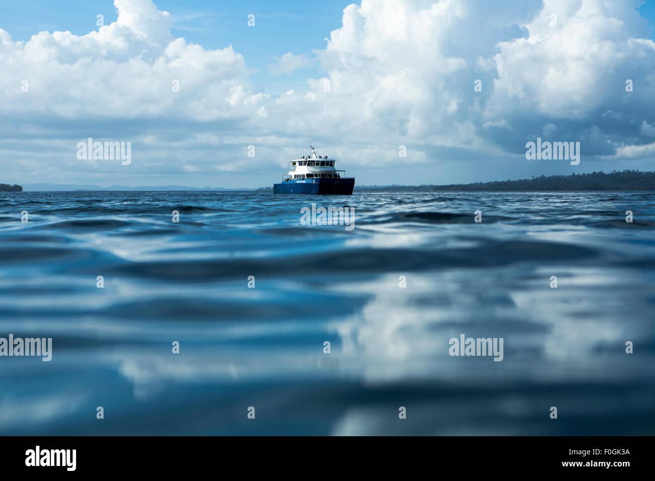 Mentawai Islands, Indonesia - Stock Image