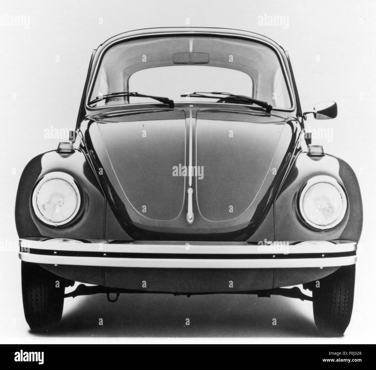 transport / transportation, car, vehicle variants, Volkswagen, VW 1303 beetle, front view, 1972, Additional-Rights - Stock Image