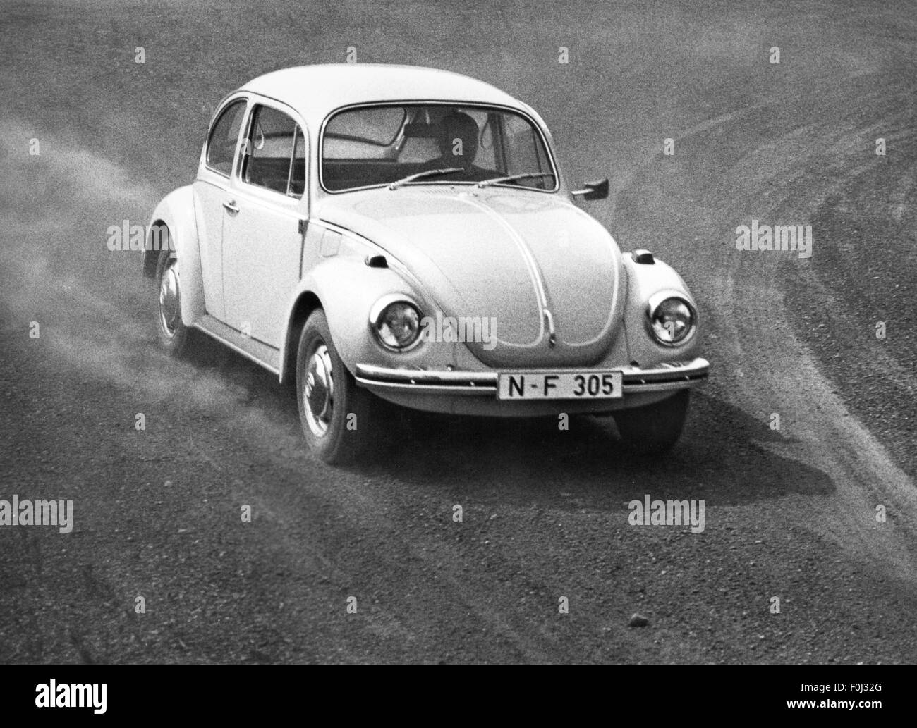 transport / transportation, car, vehicle variants, Volkswagen, VW 1302 S beetle, 1970, Additional-Rights-Clearences - Stock Image