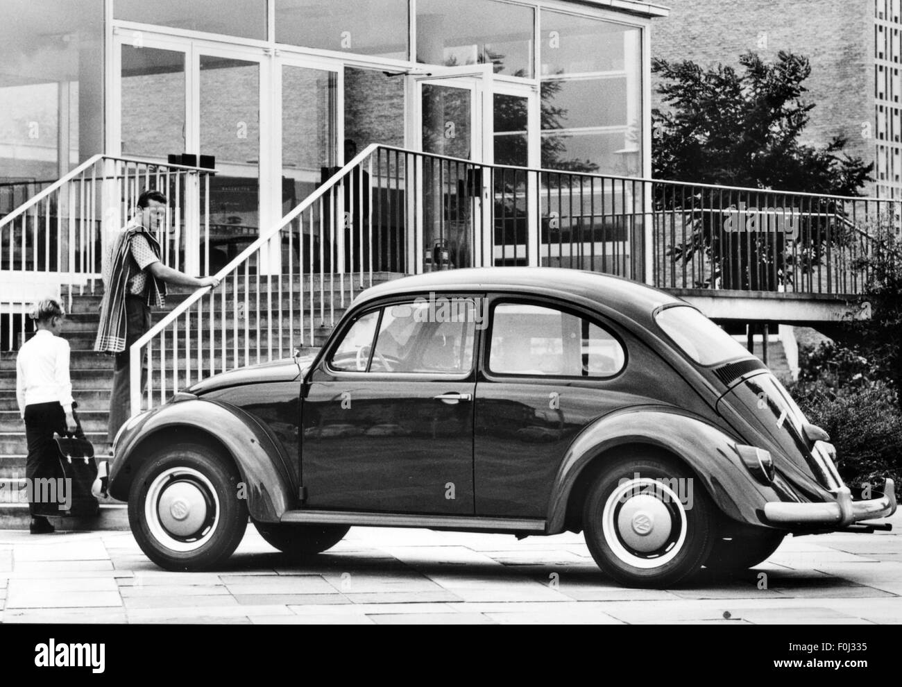 transport / transportation, car, vehicle variants, Volkswagen, VW 1200 beetle, circa 1970, Additional-Rights-Clearences - Stock Image