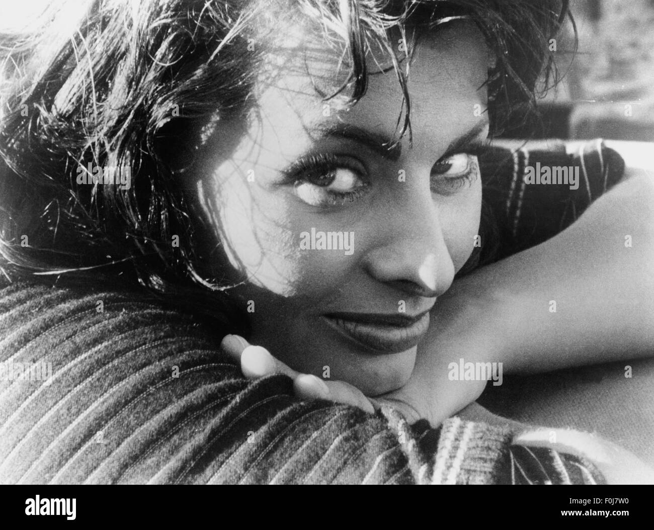 Sofia Loren 1934 High Resolution Stock Photography and Images - Alamy