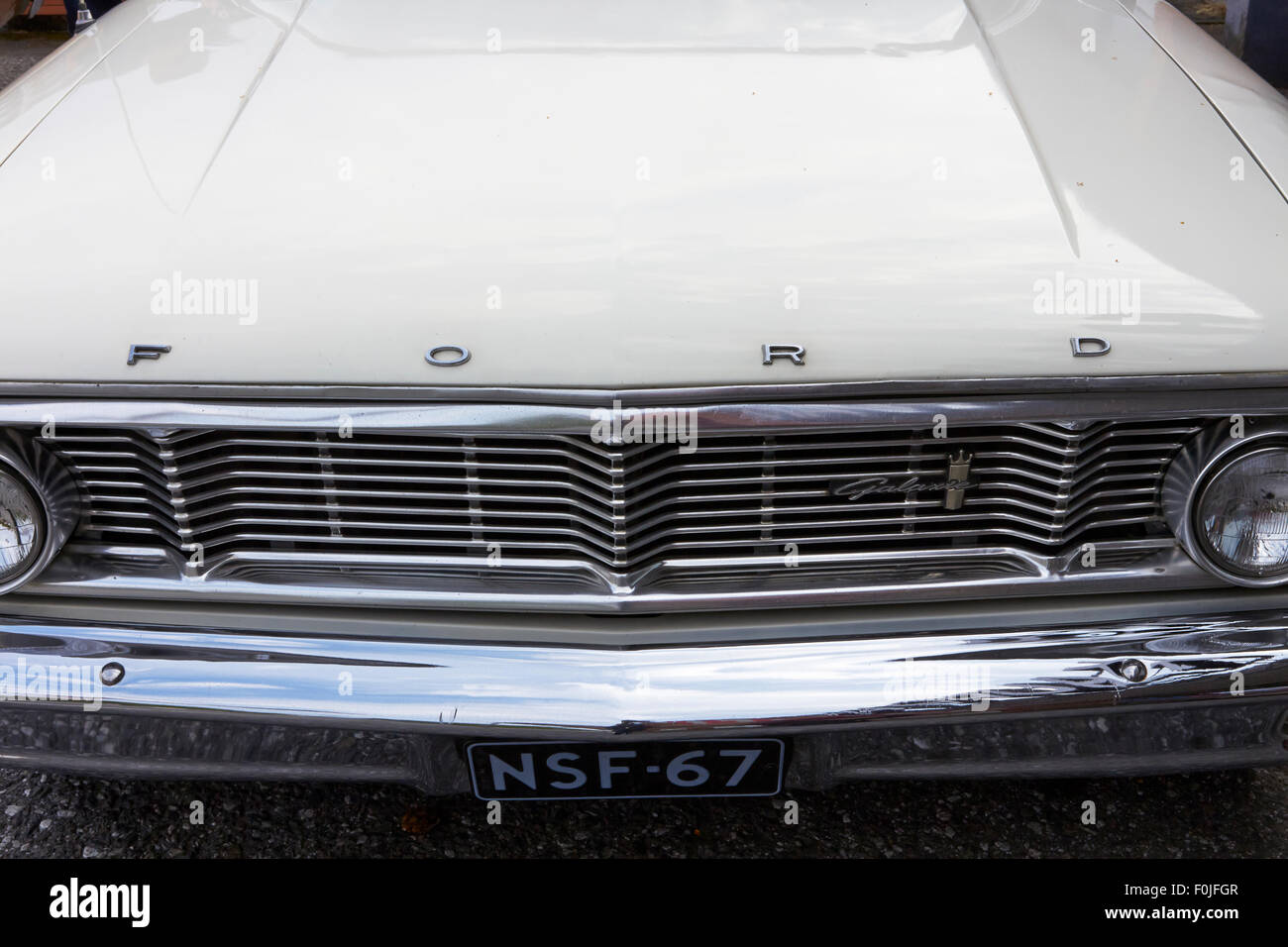 1964 Ford Galaxie 500 Stock Photos Xl Fastback Image