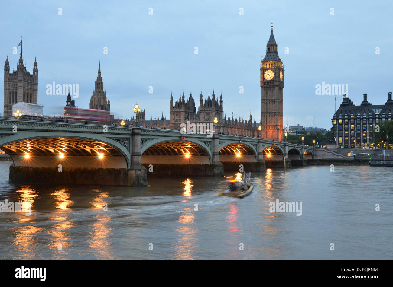 Big Ben, London, England - Stock Image