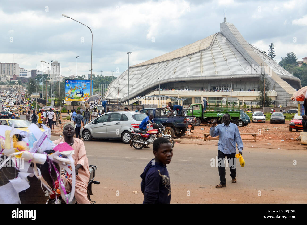 Yaounde is the capital of Cameroon 18