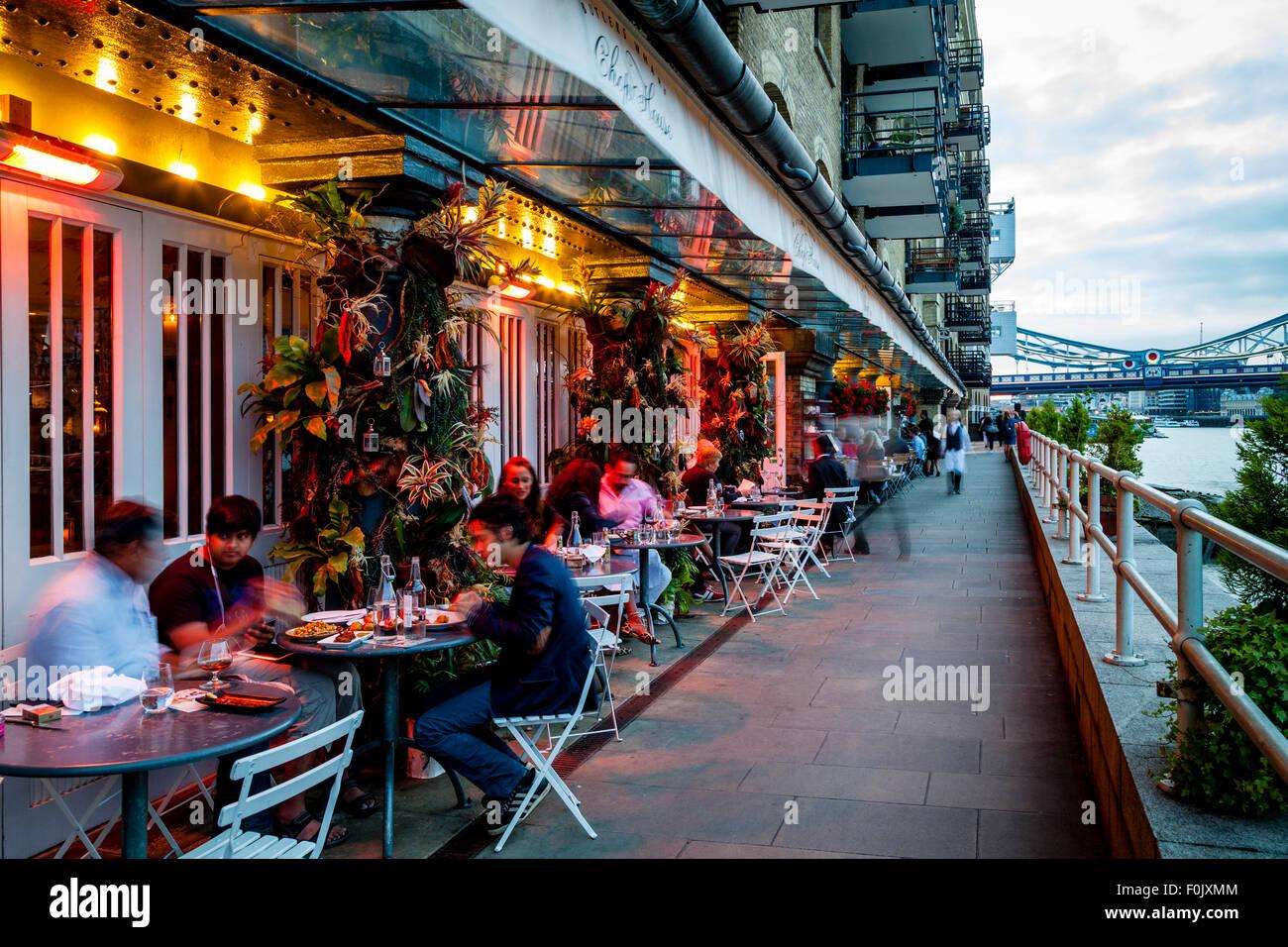 Butlers Wharf Gastrodrome - LondonTown.com