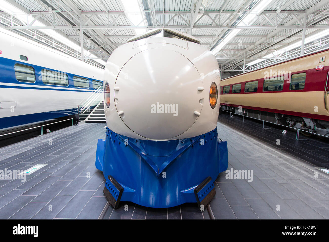 0 Series Shinkansen Stock Phot...