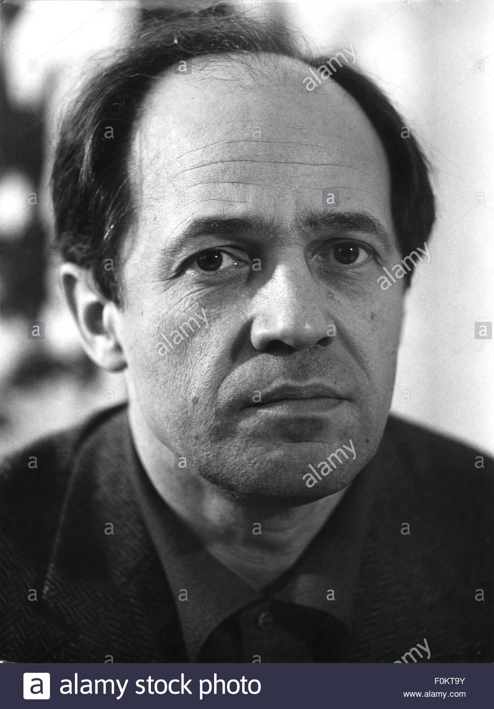 Boulez, Pierre, 25.3.1925 - 5.1.2016, French composer and conductor, since 1969, principal conductor of the New - Stock Image