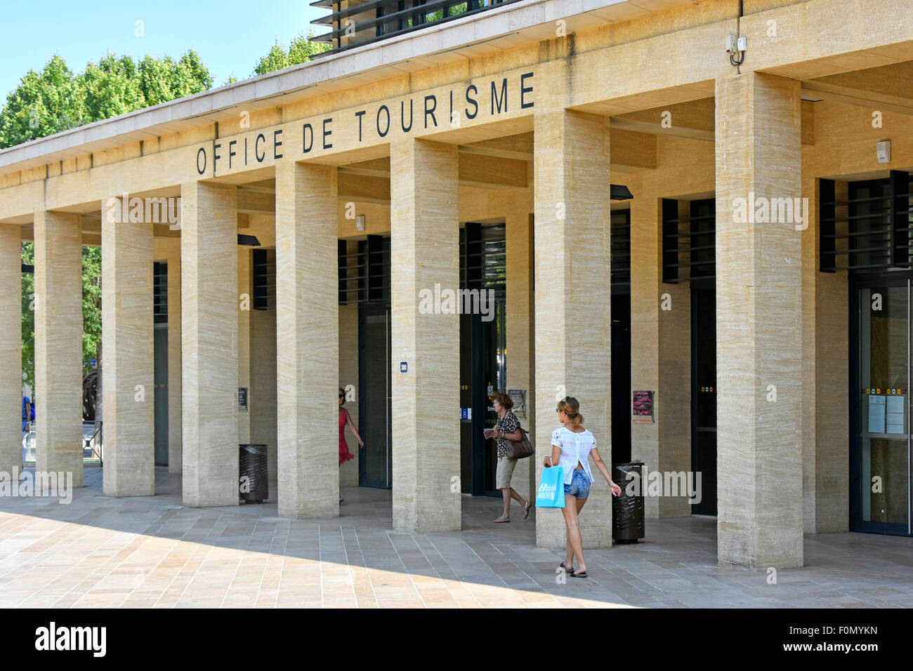 Tourist office france stock photos tourist office france stock images alamy - Aix en provence tourist office ...