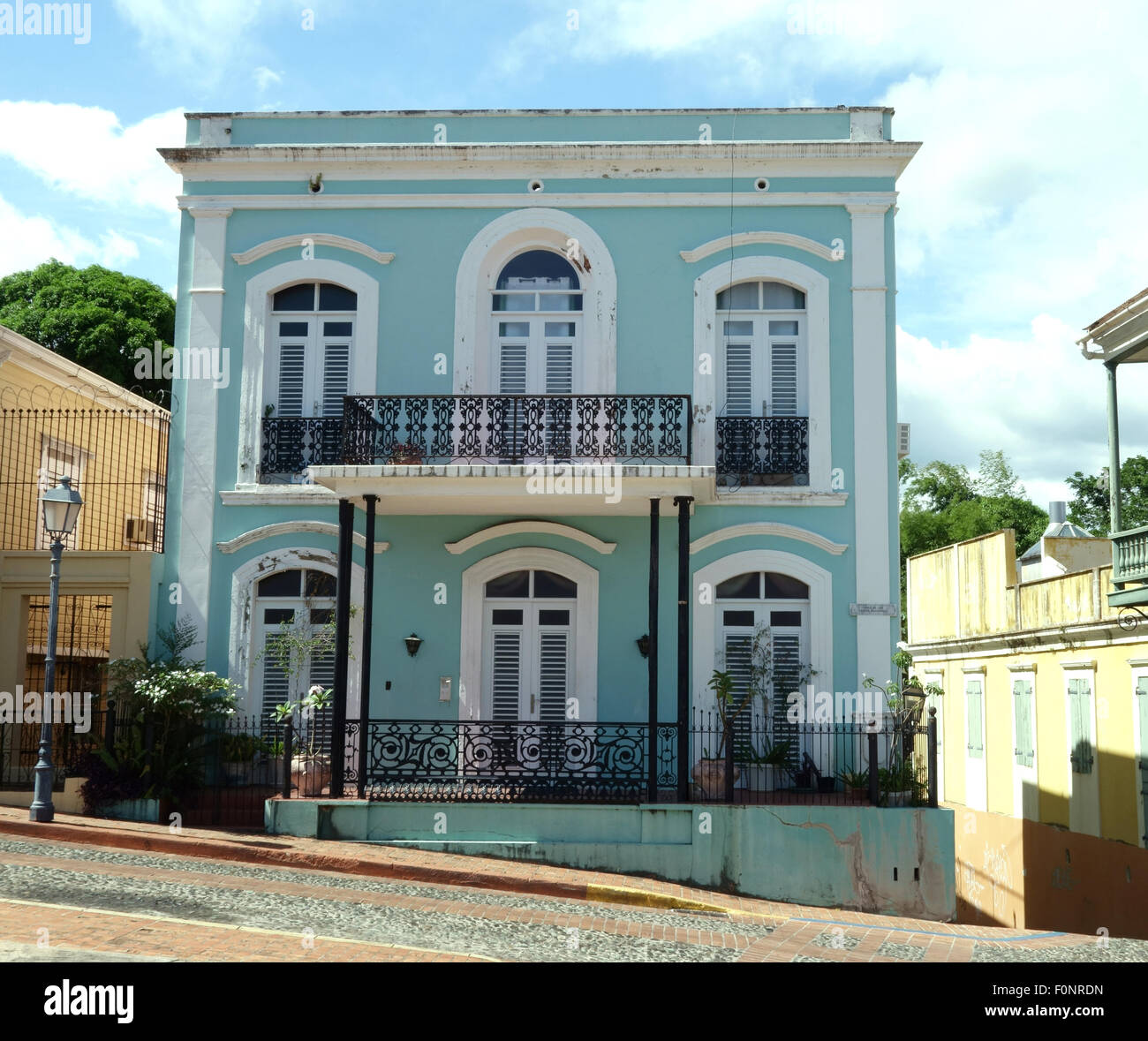 German Colonial Architecture Stock Photos & German