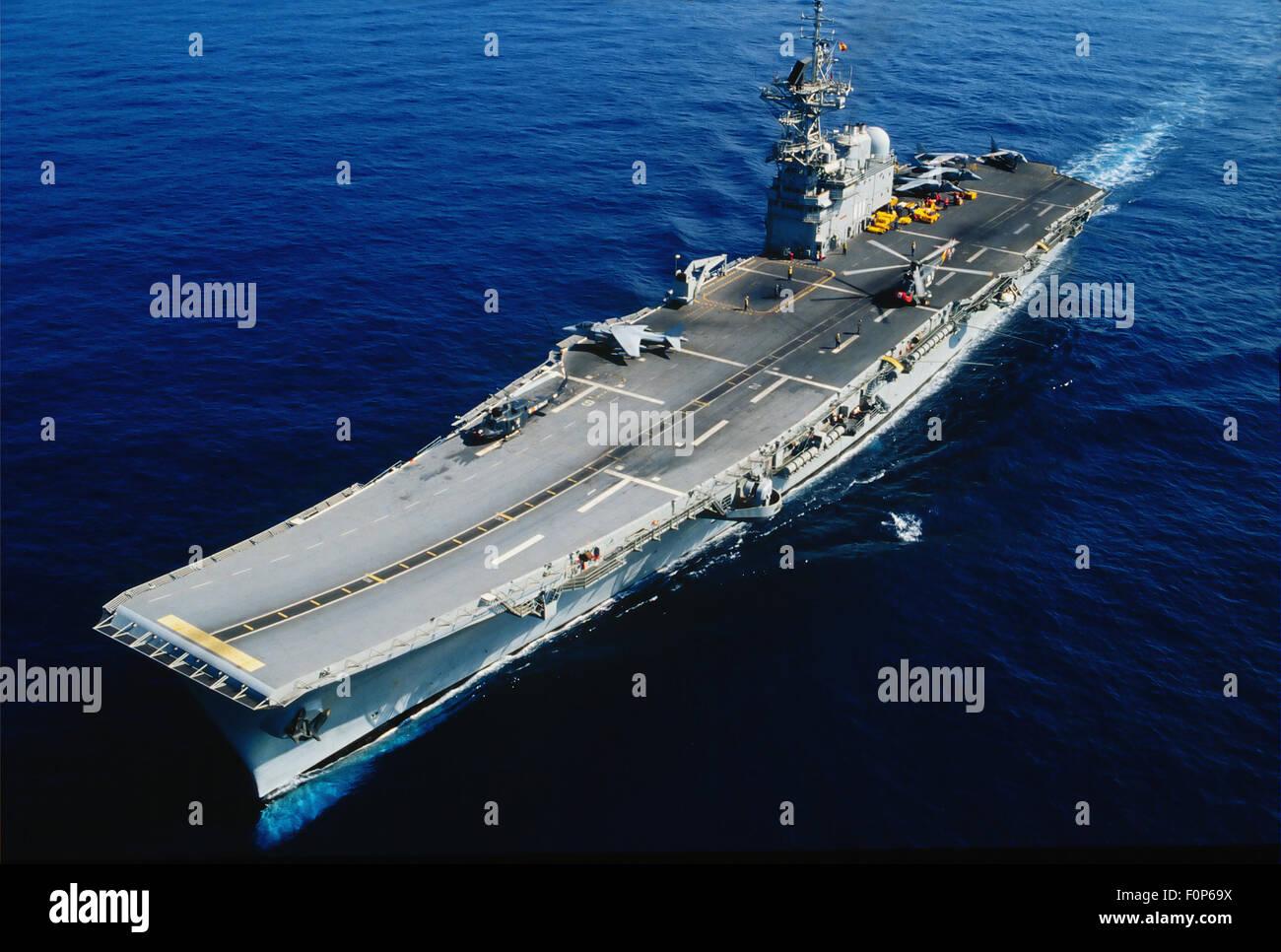 Spanish Navy, Principe de Asturias aircraft carrier Stock ...Spanish Aircraft Carrier Principe De Asturias
