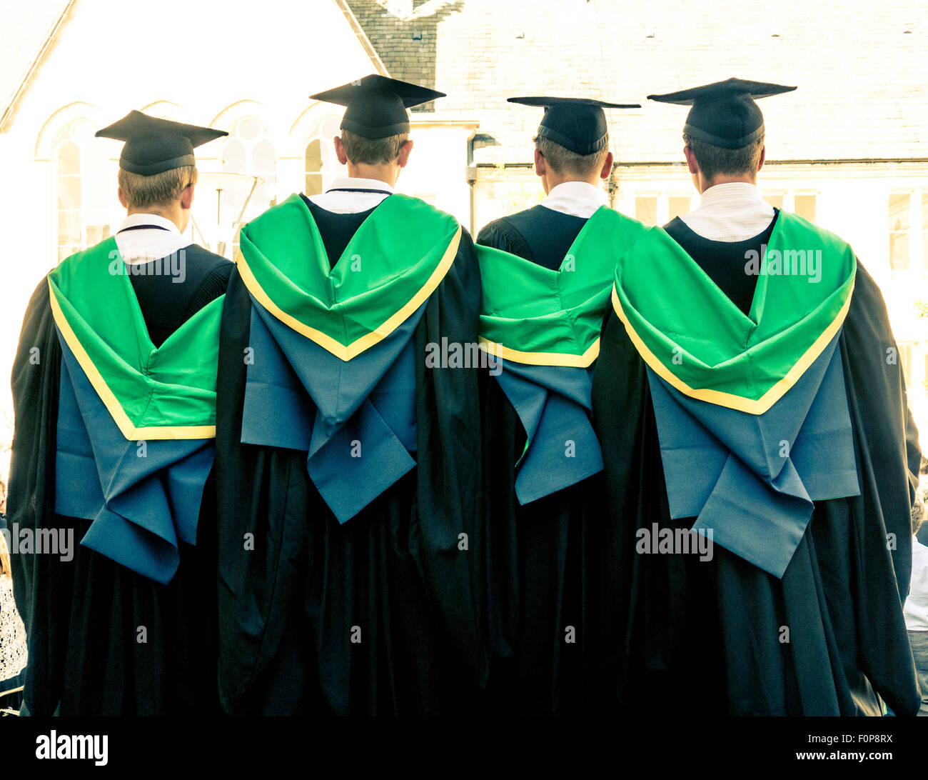 Black Cap And Gown Uk Stock Photos & Black Cap And Gown Uk Stock ...
