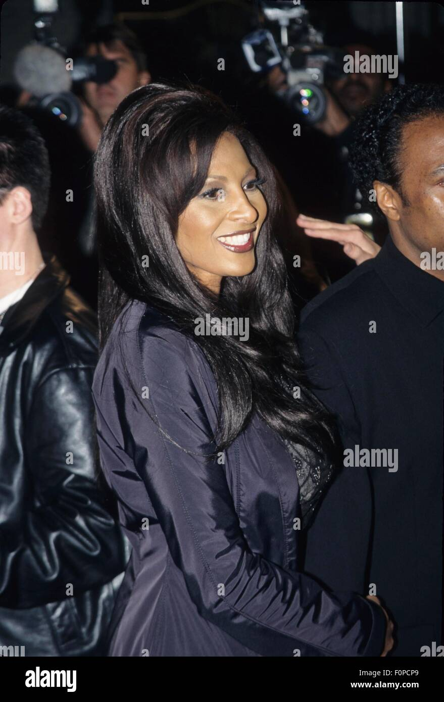 6ce50f9dd9f0e PAM GRIER at Jackie Brown premiere in Westwood Ca. 1997. © Nina Prommer