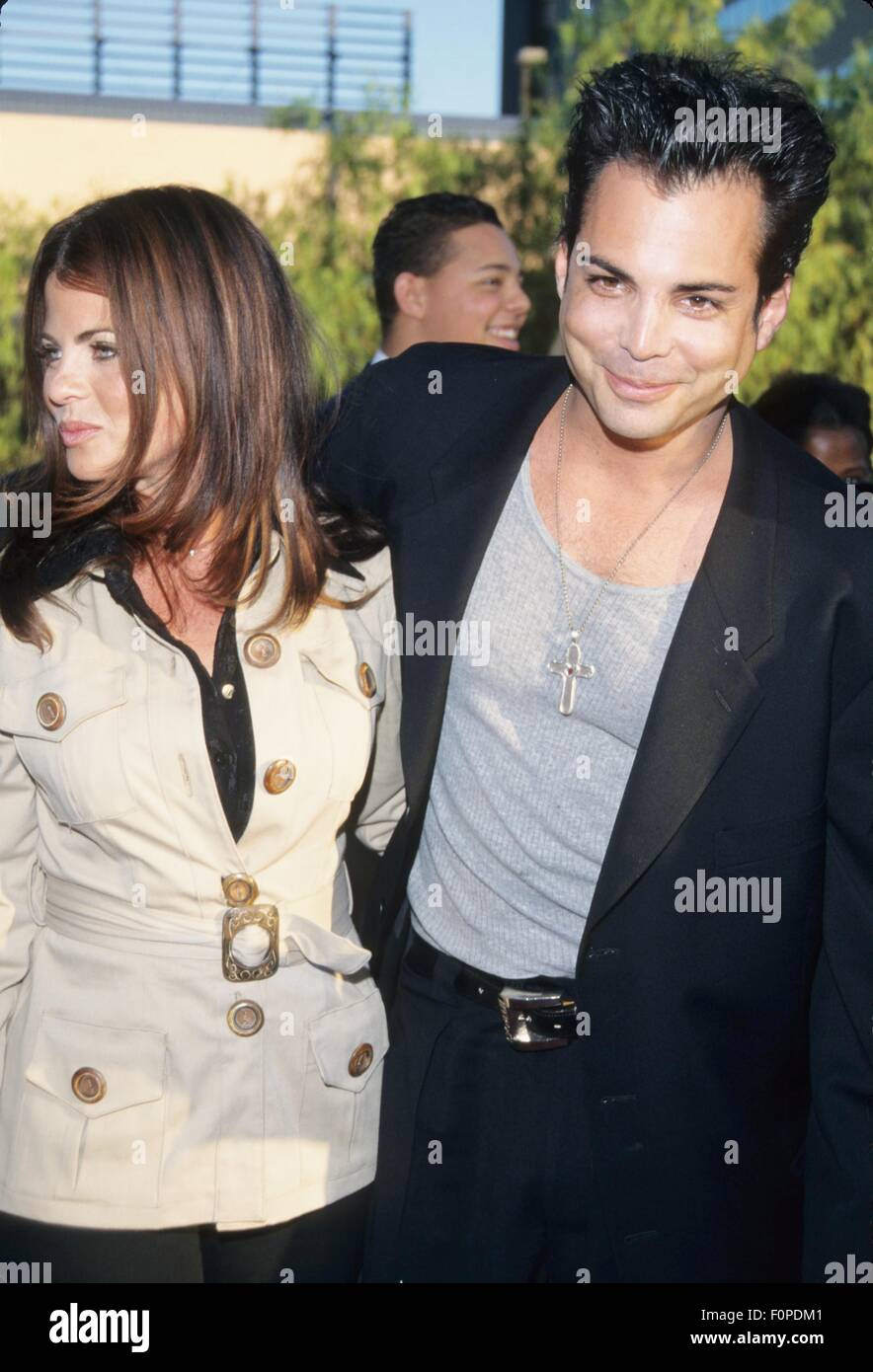 Richard grieco with yasmine bleeth at the nutty professor for Grieco mobili