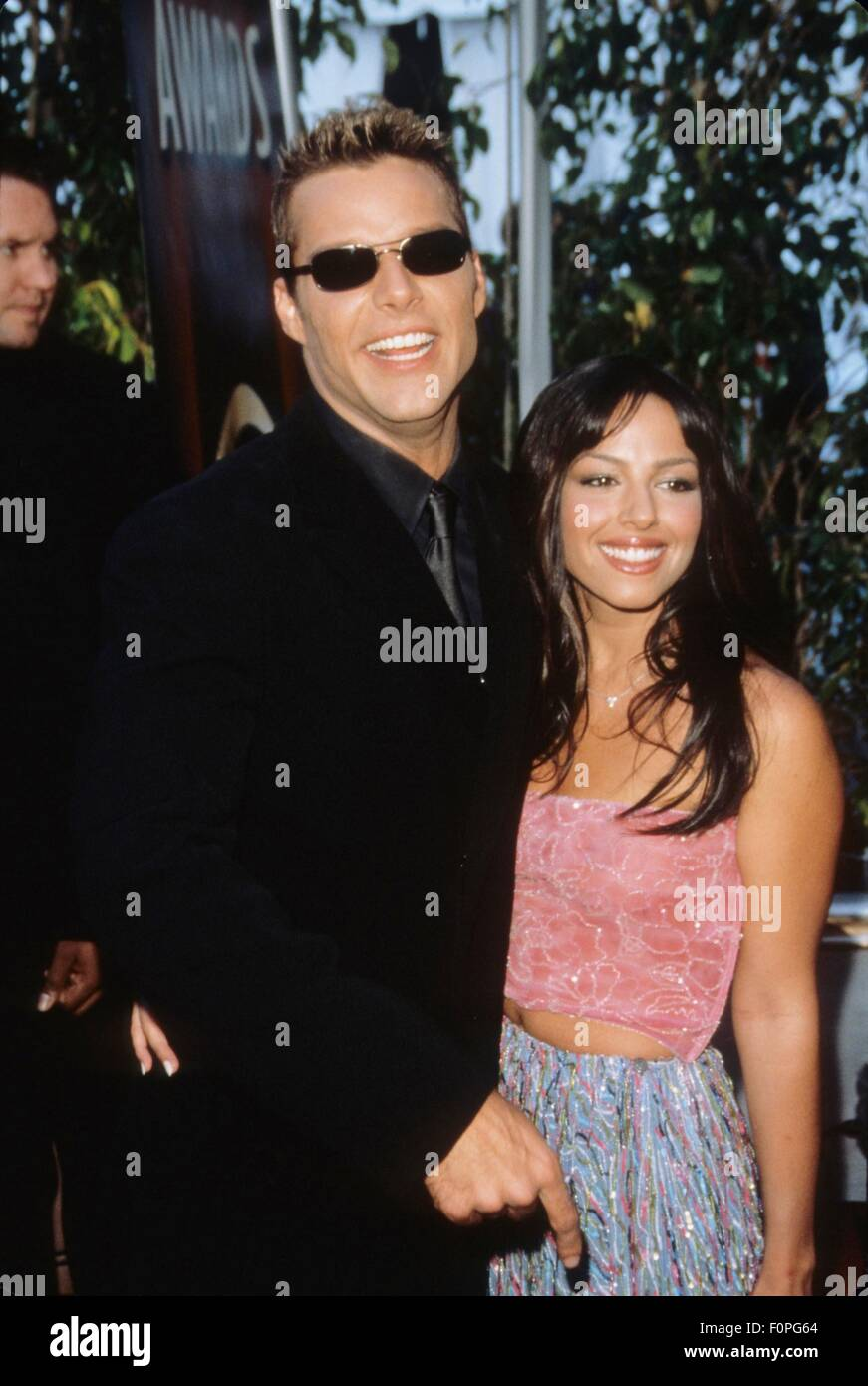 RICKY MARTIN At 1999 MTV Video Music Awards Metropolitan Opera House New York 1999k16528am