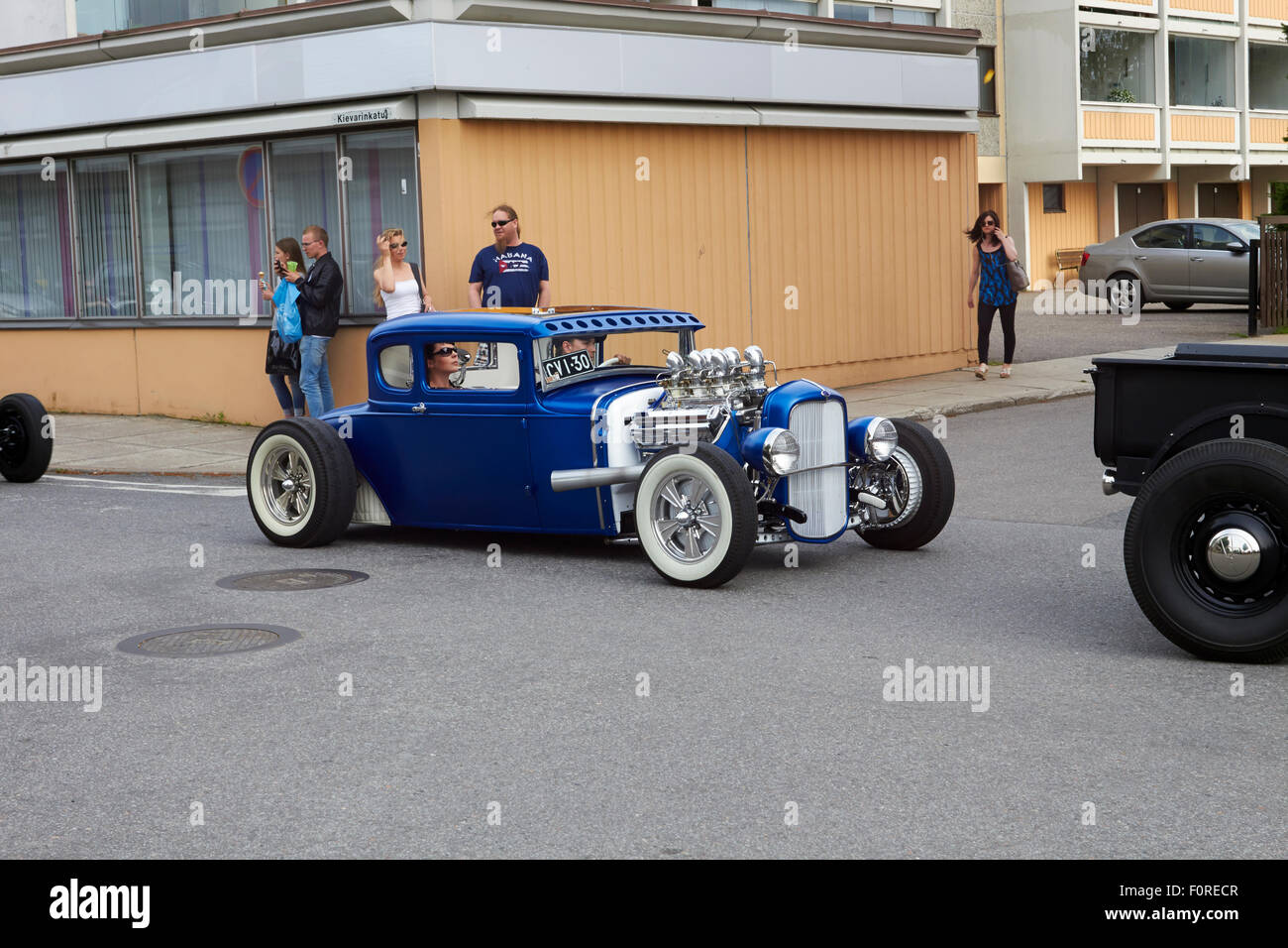 1930 Ford Model A Coupe Hot Rod Stock Photo: 86568071 - Alamy