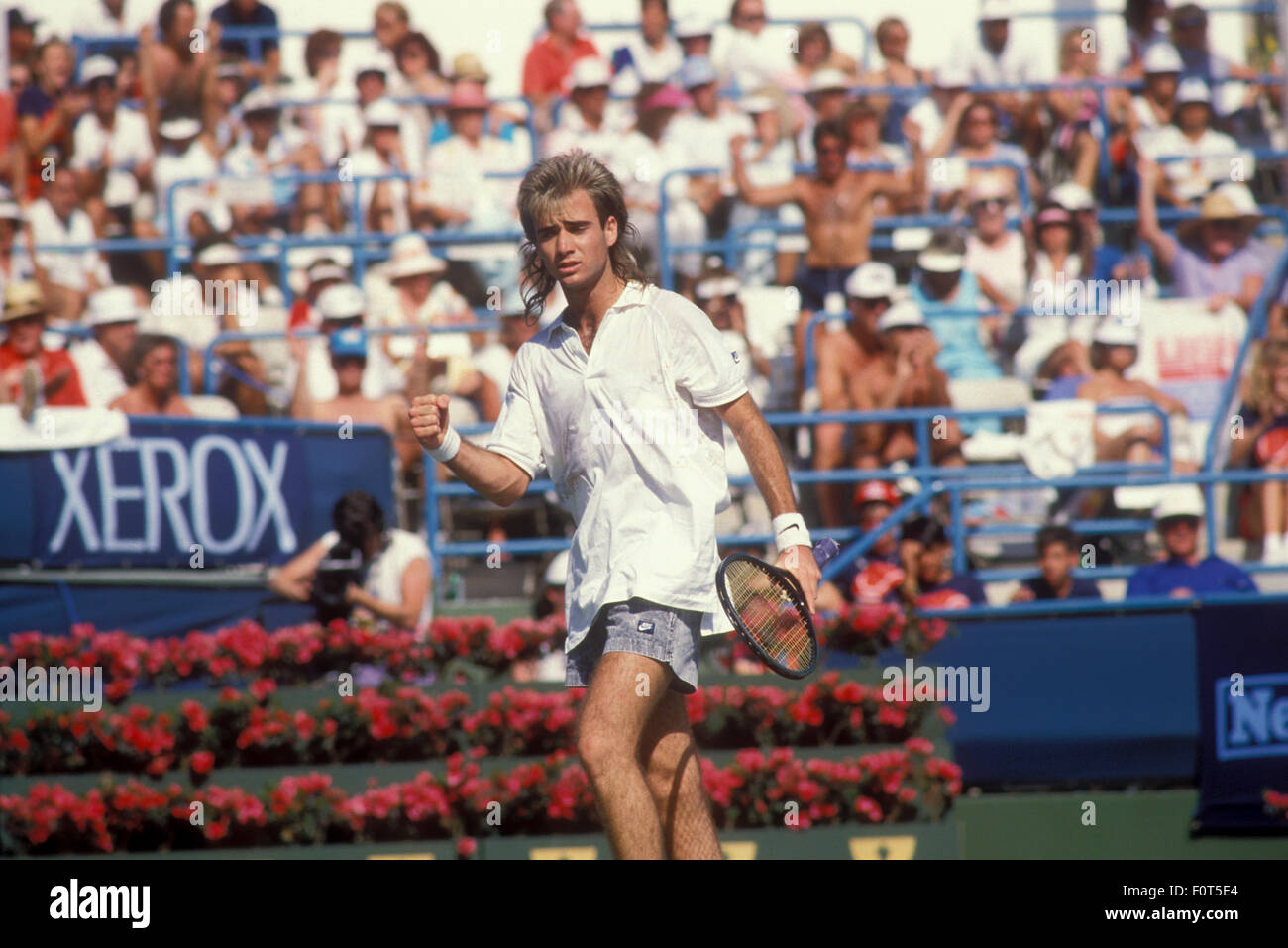 andre agassi stock photos andre agassi stock images alamy. Black Bedroom Furniture Sets. Home Design Ideas