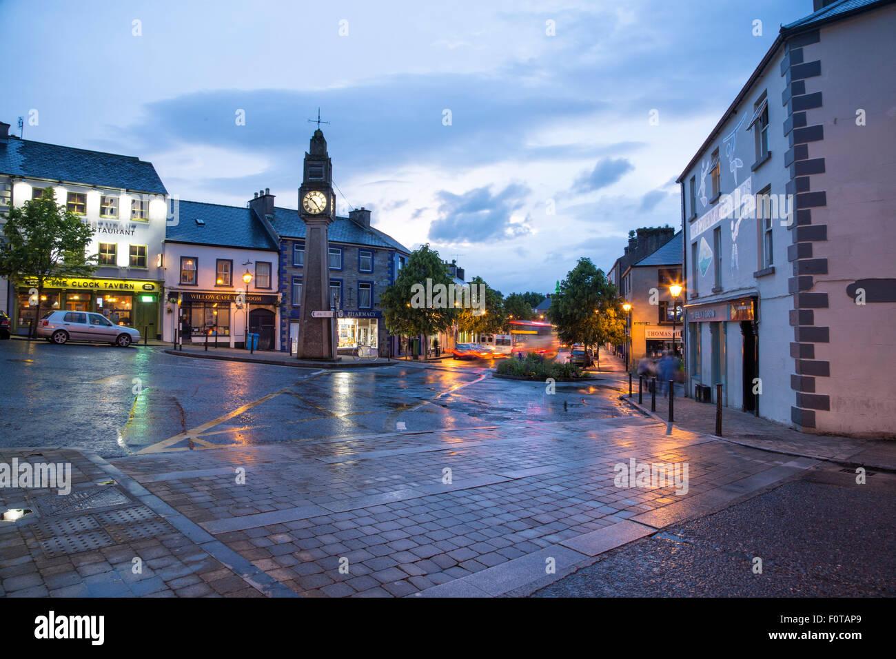 Westport, County Mayo, Ireland. - Stock Image