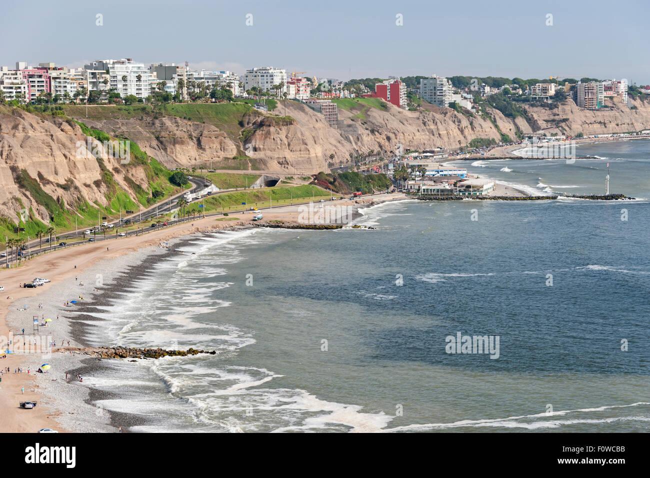 Lima, Peru - Stock Image