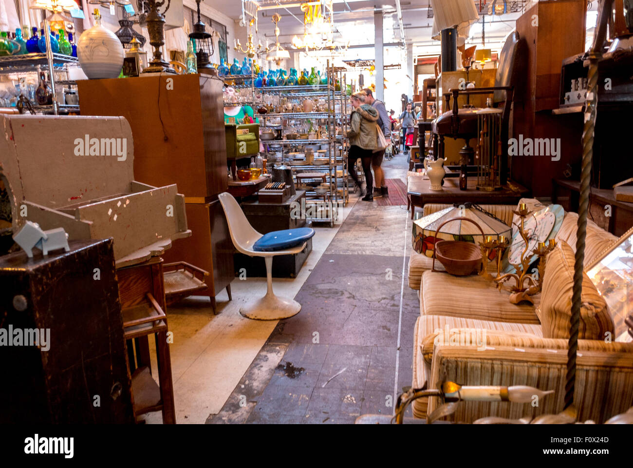 vintage furniture shop stock photos vintage furniture shop stock