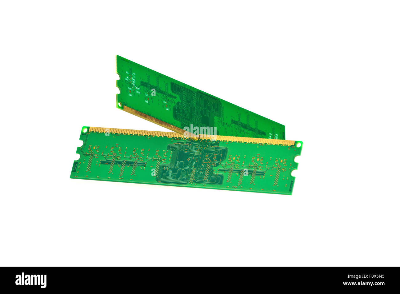 RAM, a tile desktop - Stock Image
