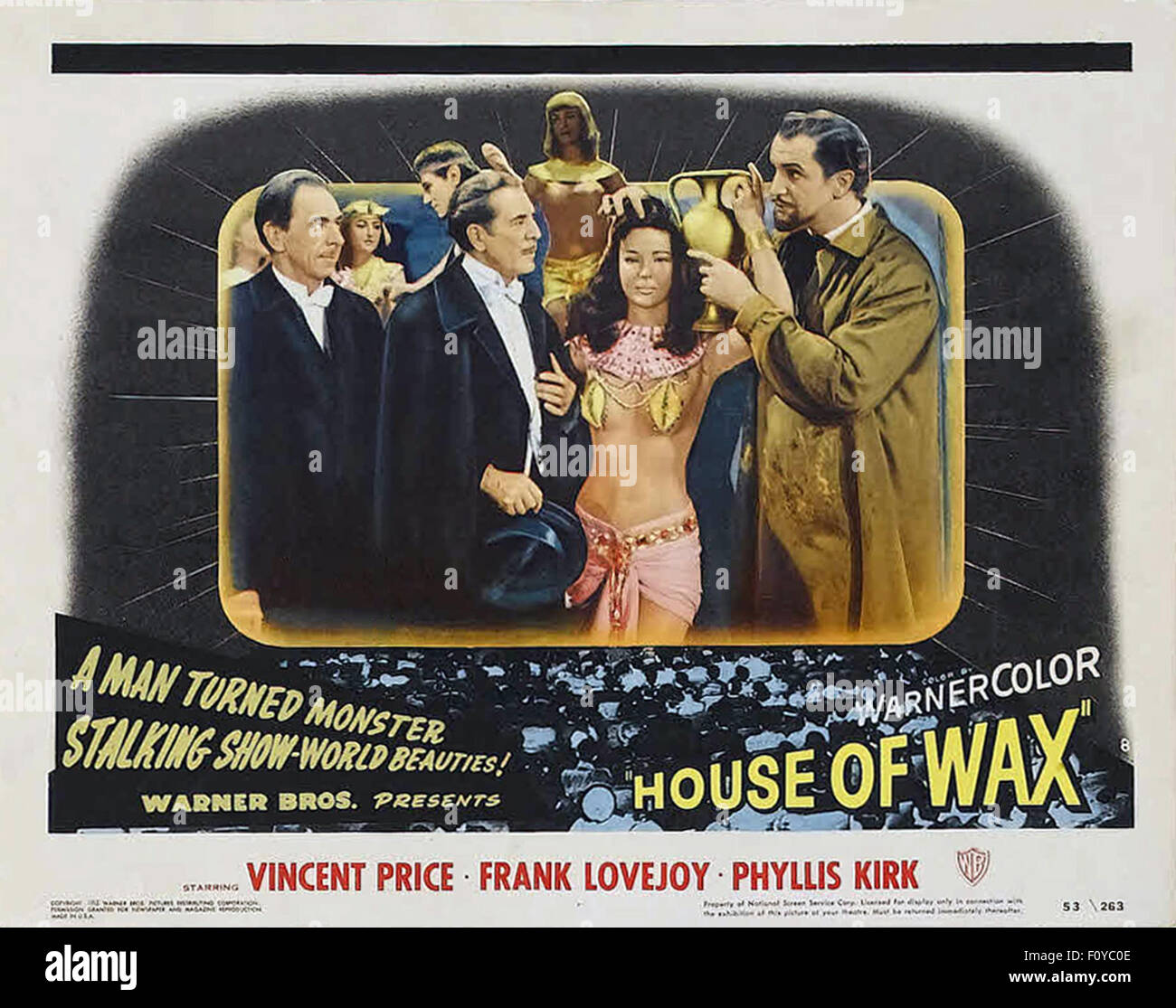 Search Results For House Of Wax 01 Movie Poster Stock Photos And Images
