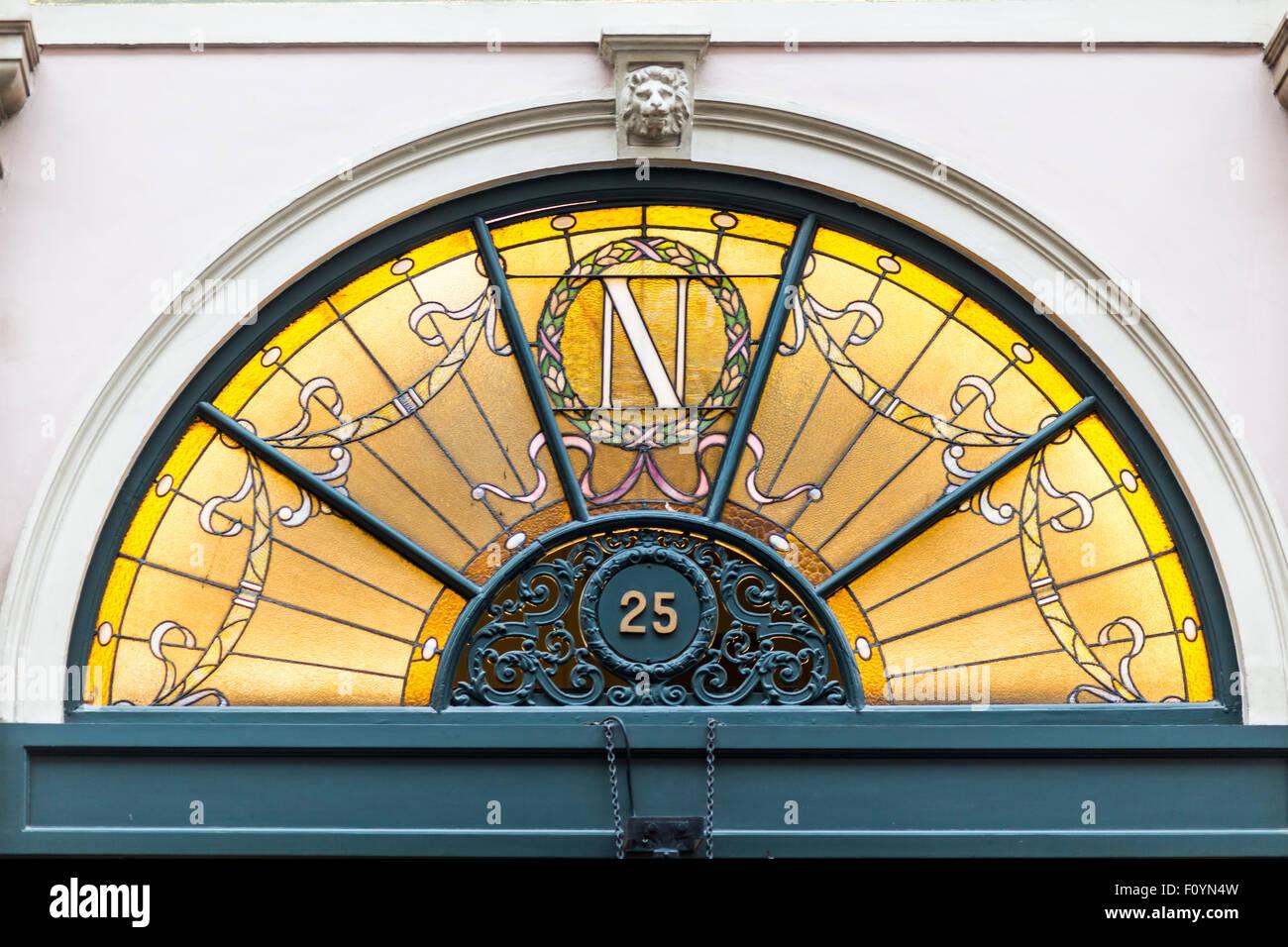 Window Above Door Stock Photos & Window Above Door Stock Images - Alamy