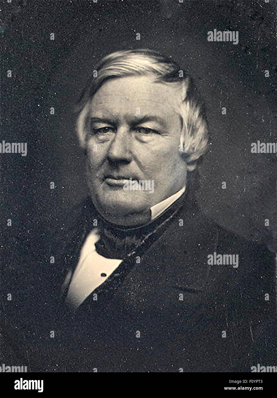Millard Fillmore, 13th President of the United States Of America, 1850-1853 Stock Photo
