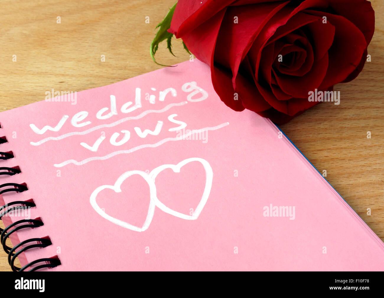 Vows Wedding Ceremony Stock Photos & Vows Wedding Ceremony Stock ...