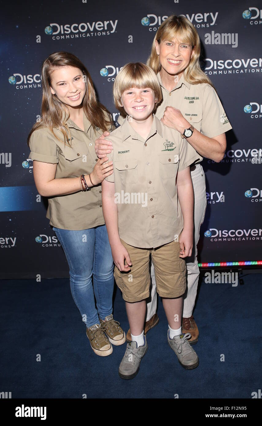 Discovery Channels 30th Anniversary Party At Paley Center For Media