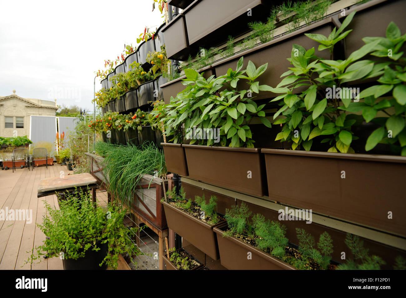 Roof Garden Restaurant Stock Photos & Roof Garden Restaurant Stock ...