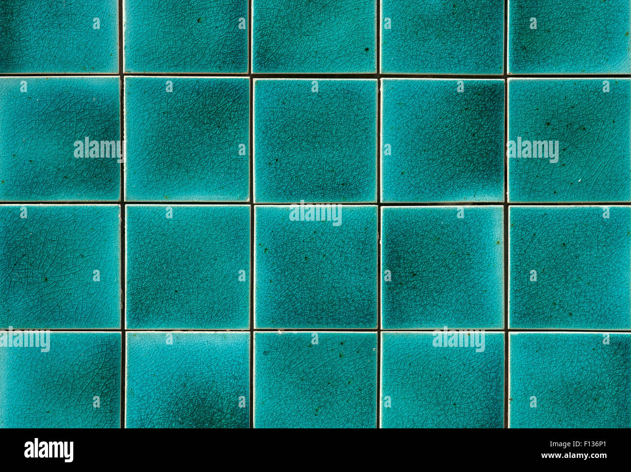 Tile Ceramic Background Turquoise Stock Photos & Tile Ceramic ...