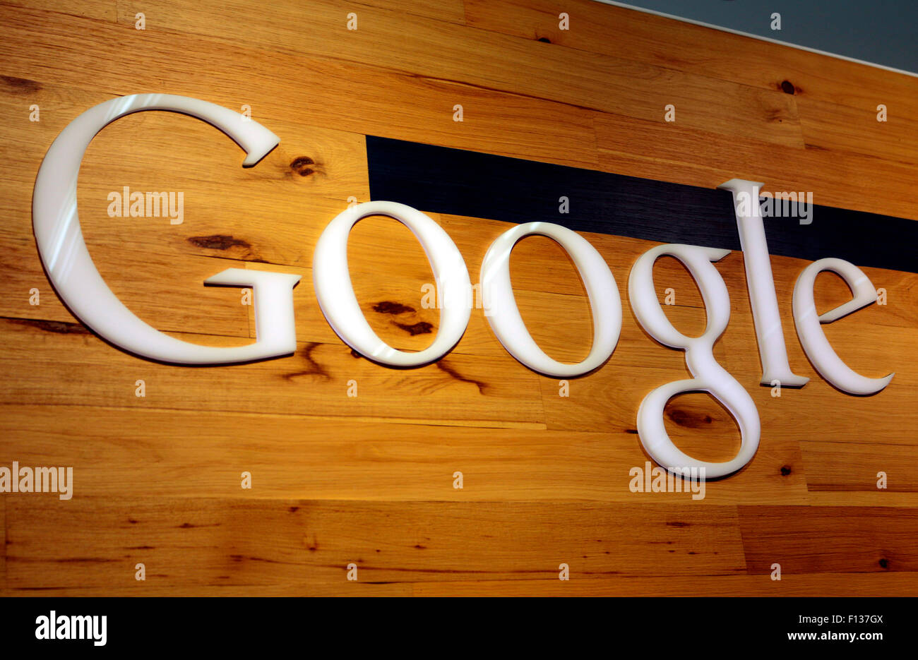 "Markennamen: ""Google"", Berlin. Stock Photo"