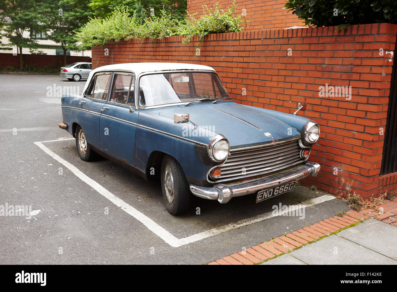 Morris Car High Resolution Stock Photography And Images Alamy