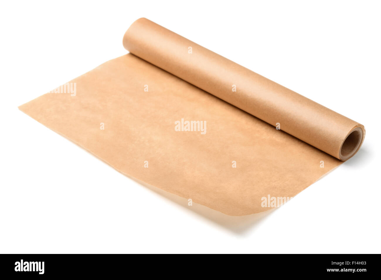 how to cut baking paper