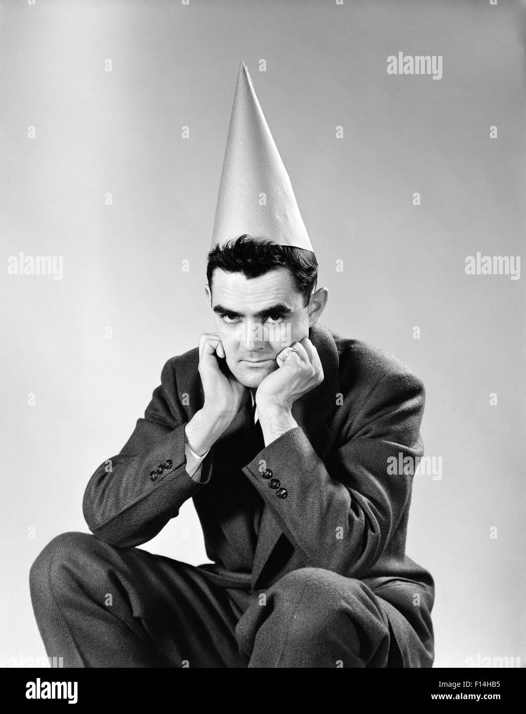 Image result for images of dunce