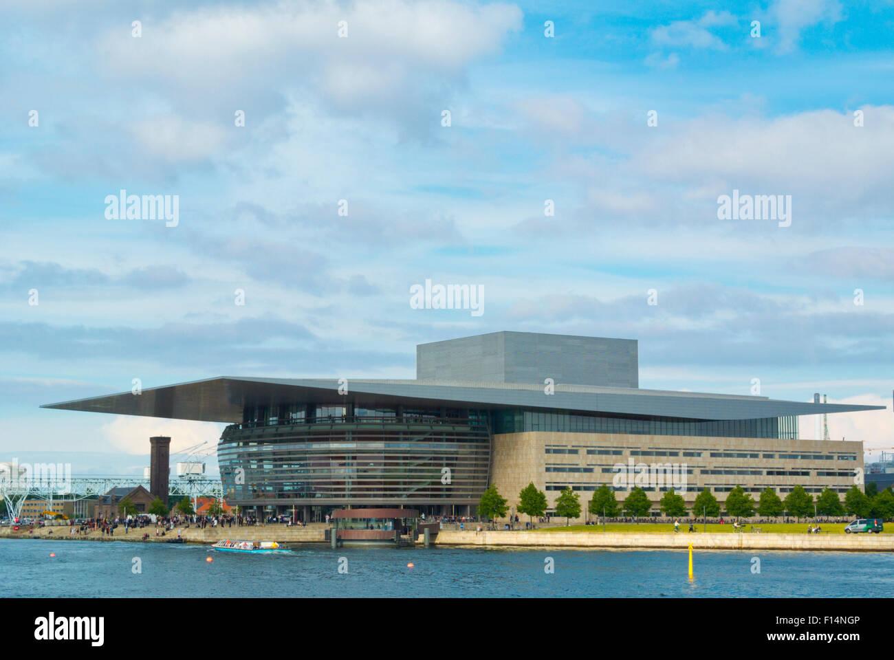 Operaen, Opera House, Copenhagen, Denmark Stock Photo