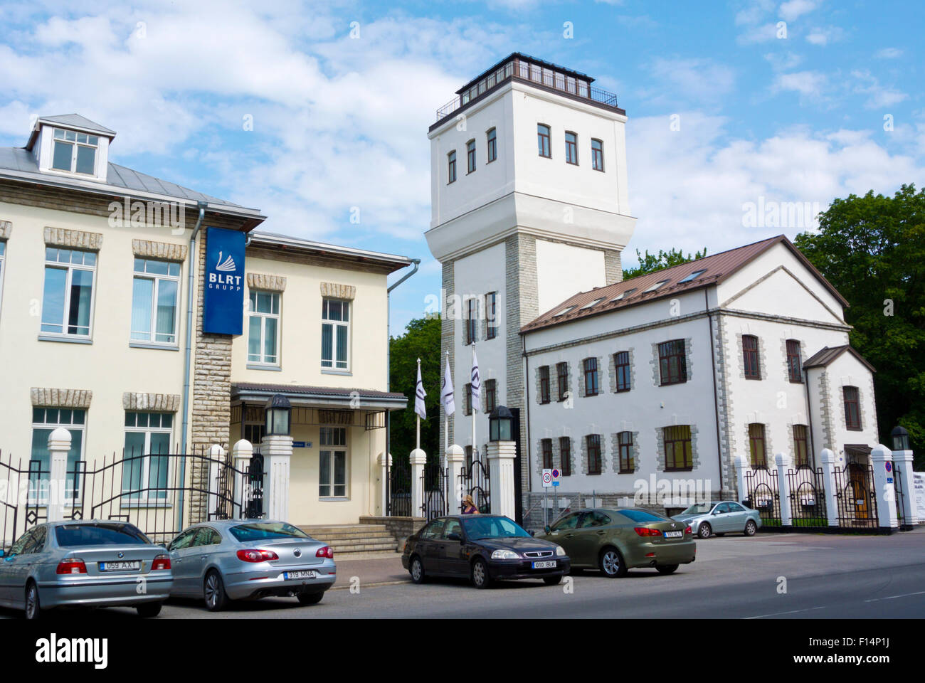Noblessneri valukoda, Tallinn, Harju county, Estonia, Europe - Stock Image