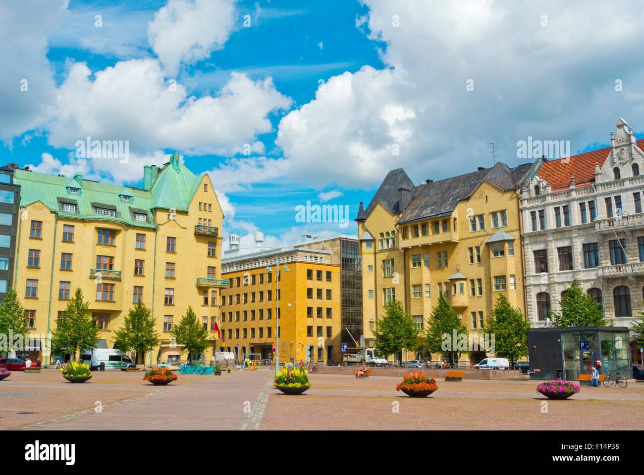 Kasarmitori, Kaartinkaupunki, Helsinki, Finland, Europe - Stock Image