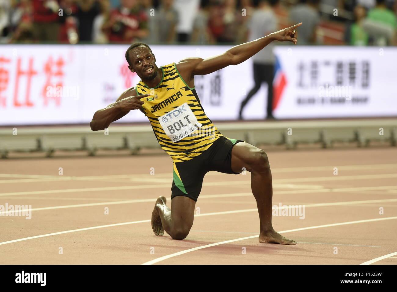 c51a2538333 Usain Bolt Beijing Stock Photos   Usain Bolt Beijing Stock Images ...