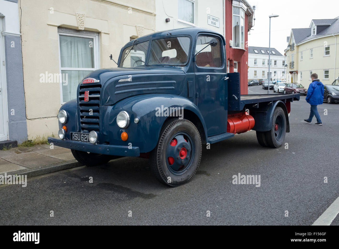 Thames Trader Lorry Stock Photos & Thames Trader Lorry Stock Images ...