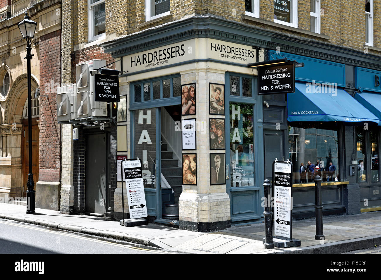 Fashionable Hairdressers London