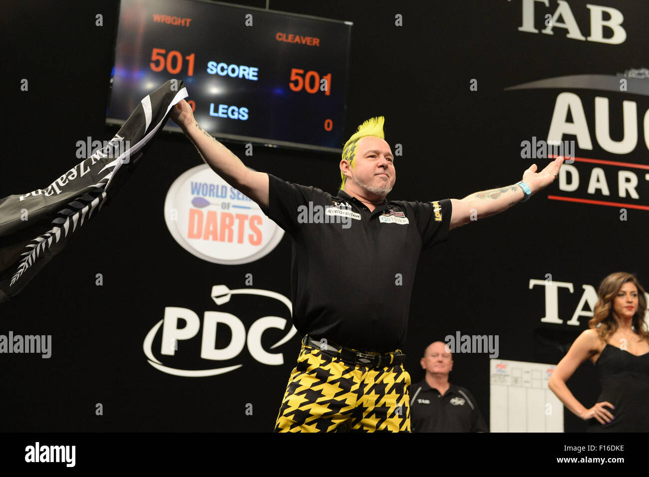 Auckland Darts Masters High Resolution Stock Photography and ...